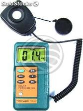 Solar radiation meter model TM-207 (TM69)