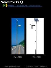 Solar street lights-china beijing--factory-30w Scenery complementary lights.