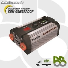 Soldador Inverter evolution 140 a