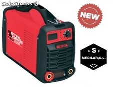 Soldadora Inverter tec 220 metal works