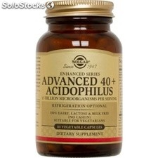 Solgar advanced 40+ acidophilus (60 cáp.)