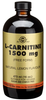 Solgar L-carnitine 1500 mg 473ml Liquide