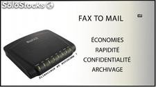 Solution biz fax fax to mail