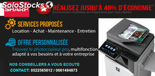 Solutions d'impression / imprimante mfp sharp