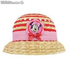 Sombrero Natural Minnie Mouse