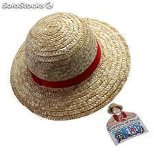 Sombrero one piece luffy oficial PLL02-MESMIROL003