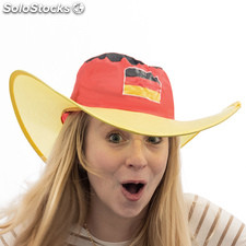 Sombrero Plegable Bandera de Alemania Th3 Party