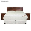 Sommiers cic Box Spring King Allegro + Textil + Muebles Stanford