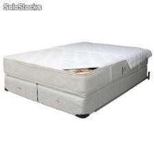 Sommiers cic Box Spring Súper king Natura