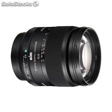 Sony 135mm f / 2.8 [t 4,5] Enfoque manual slr Lente SAL135F28 Negro