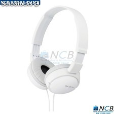 Sony Audifono Blanco Modelo Mdr-Zx110 30Mm