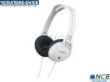 Sony Audifono V150 Color Blanco Incluye Enchufe Unimatch