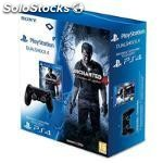 Sony dualshock 4 + uncharted 4 (PS4), gamepad, inalÁmbrico, playstation