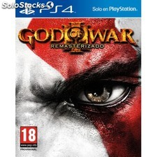 Sony - God of War iii Remastered, PS4