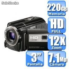 Sony Handycam Camcorder hdr-pj50 linea 2011