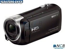 "Sony Handycam Cx440 Full Hd/9.2Mp/30X/2.7""/Wi-Fi/Nfc/8Gb"