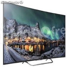 Sony kd-55S8505C - Smart tv led 3D 800Hz Curved 4K dvb-T2 / S2, a