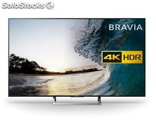 Sony KD55XE8596 televisor 55'' lcd edge led uhd 4K hdr triluminos android tv
