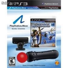 Sony Kit Playstation Move para ps3
