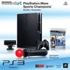 Sony Kit Sistema PlayStation 3 160 Gb + PlayStation Move