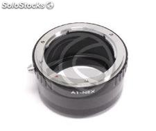 Sony NEX mount adapter to Canon A1 (JA30)