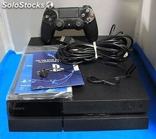 Sony PlayStation 4 (último modelo) - 500 GB Jet Black console *