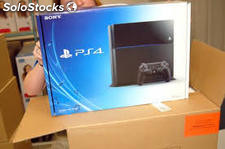 Sony PlayStation 4 (último modelo) - Consola Jet Black de 500 GB *