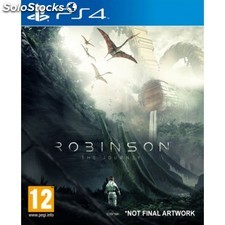 Sony - Robinson: The Journey, PS4