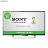"Sony Smart tv 32"" Slim led Bravia kdl-32w605a"