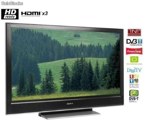 sony t l viseur lcd bravia 16 9 32 82 cm hd ready tnt kdl 32d3000. Black Bedroom Furniture Sets. Home Design Ideas
