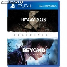 Sony - The Heavy Rain & BEYOND: Two Souls Collection, PS4 Coleccionistas