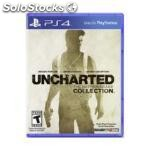 Sony uncharted: the nathan drake collection standard edition, PS4, playstation