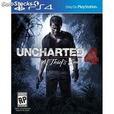 Sony - Uncharted4: A Thief s End Básico PlayStation 4 Español vídeo juego