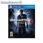 Sony UNCHARTED4: a thief s end, playstation 4, acciÓn, naughty dog, t