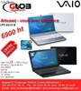 Sony Vaio Intel Core i3 -370m 2.40 Ghz - 4Go ddr3 -500 Go hdd - ati hd 5470