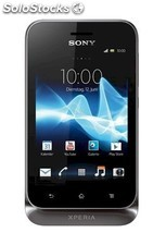 Sony Xperia Tipo dual ST21I DS serene black