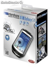 Soporte bici-moto interphone SMGalaxy para S4, SIII y SII