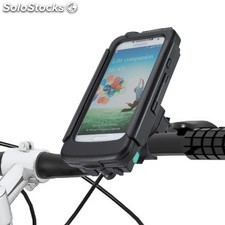 Soporte bicicleta Tigra Galaxy S4 Power Plus con batería