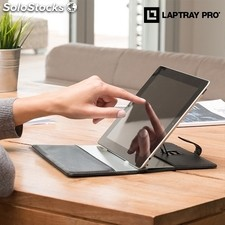 Soporte para Tablet con Funda Laptray Stand