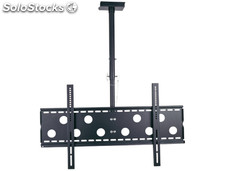 "Soporte para techo tv/lcd 32""-60"" inclinacion 0º-20º 80KG extension 57 - 79 cm"