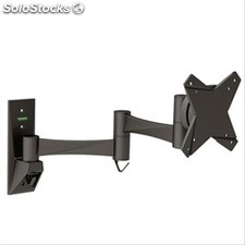 "Soporte pared monitor/tv 10""-23"" incl/gira tooq negro"