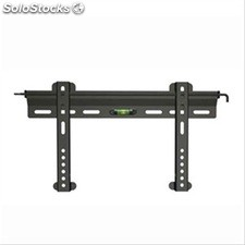 "Soporte pared monitor/tv 23""-37"" ultra slim tooq negro"