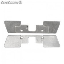 Soporte Placa Boton Home iPad 2