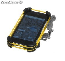 Soporte Touratech iBracket iPhone5 para moto y bicicleta