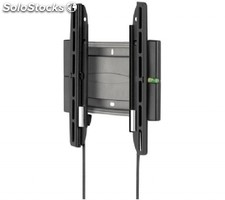 Soporte tv pared fijo vogel's EFW8105 negro