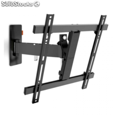 Soporte tv pared orientable vogels wall 2225 negro 32-55