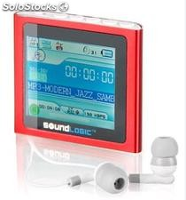 Sound Logic 4GB MP4 Player