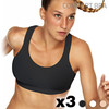 Soutiens Gorges Comfort Bra Automne (Pack de 3) - Photo 1