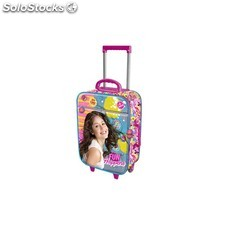 Soy luna Maleta Trolley Soft Fun Ha
