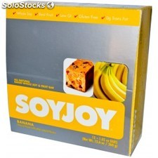 Soyjoy Soja & Fruit Bar 12 barritas x 30 gr